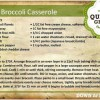 Zesty Broccoli Casserole