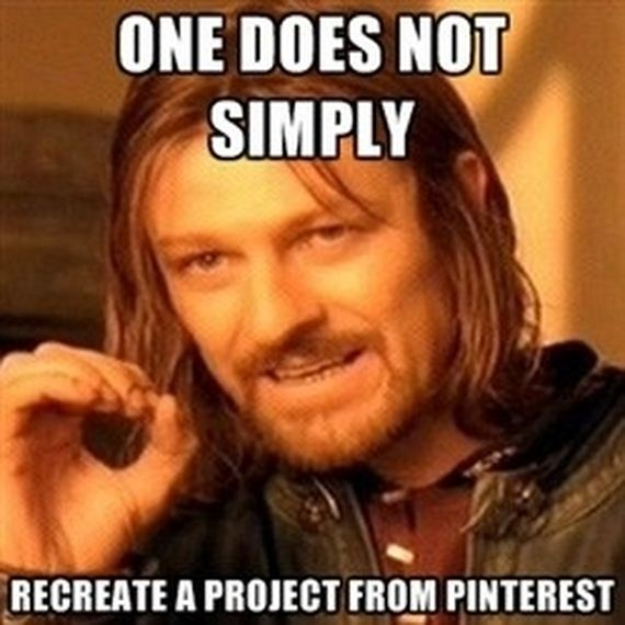 More Pinterest Fails The Tango