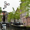 BMX Backflip over Amsterdam Canal