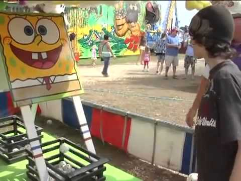 Why Carnival games are a Scam