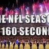 The NFL Season In 160 Seconds