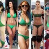celebs-in-green-bikinis-580x435