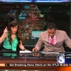 KTLA St Patricks Day Earthquake