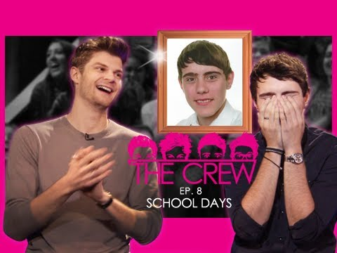 The Crew — School Days (Episode 8) with Alfie, Jim, Marcus and Caspar