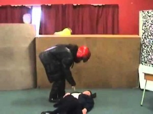 First Aid Performance Fail