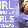 Girl Picking Up Girls Las Vegas