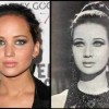 Jennifer Lawrence and Zubaida Tharwat
