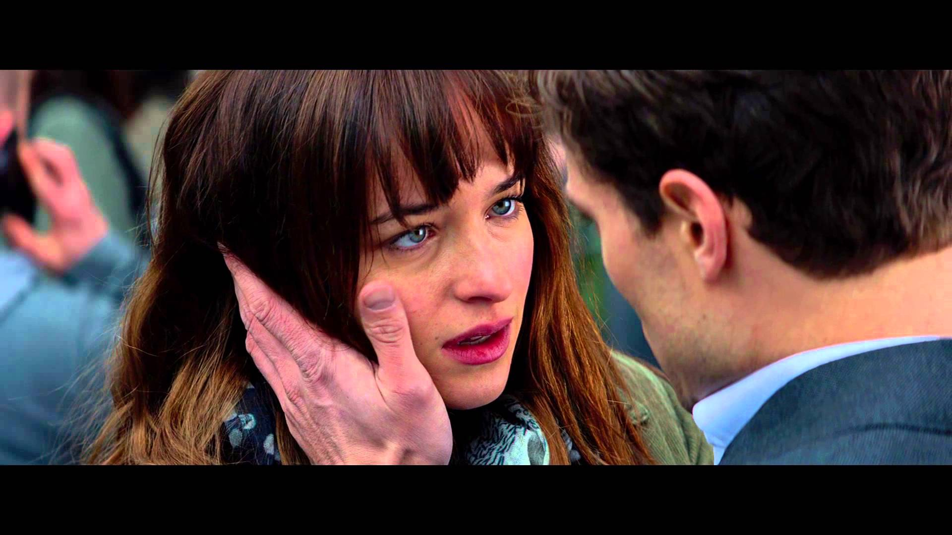 Fifty Shades Of Grey – Official Trailer