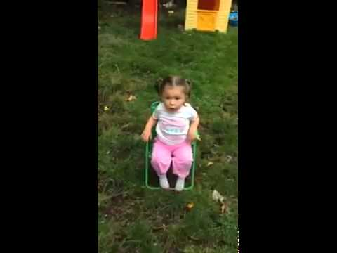 2 Year Old Ice Bucket Challenge