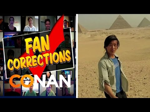 Fan Correction: King Tut Isn't In A Museum!