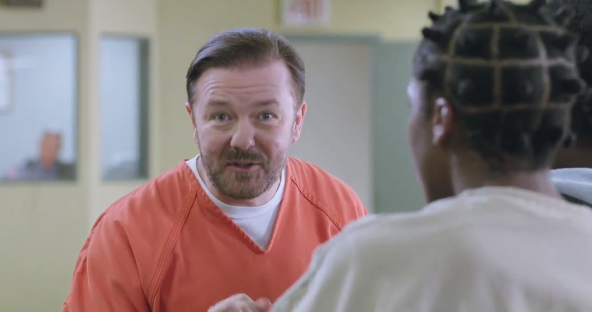 Ricky Gervais' Ad for Netflix is pretty clever