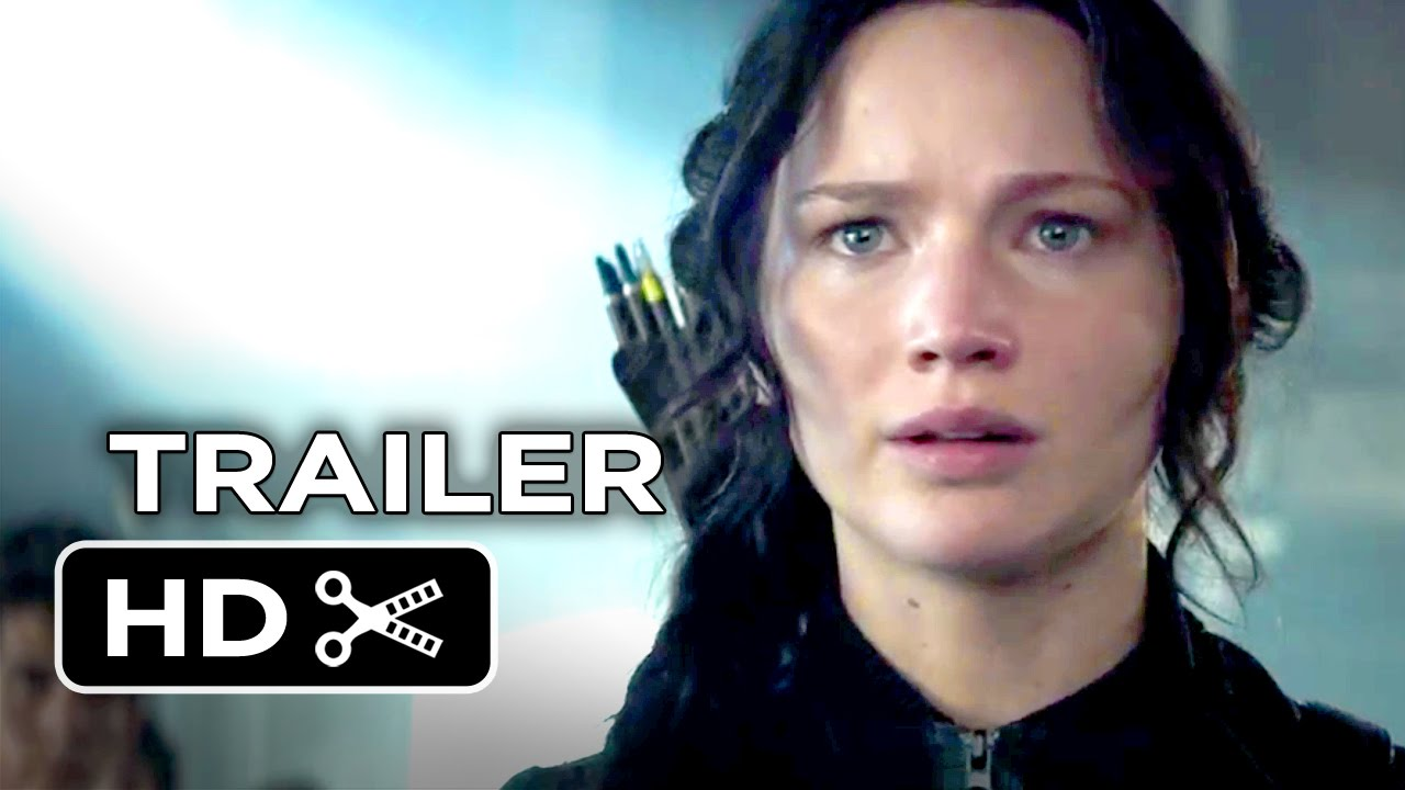 The Hunger Games: Mockingjay – Part 1 Teaser Trailer