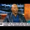 Tyson Loses It!