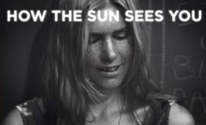How the sun sees you