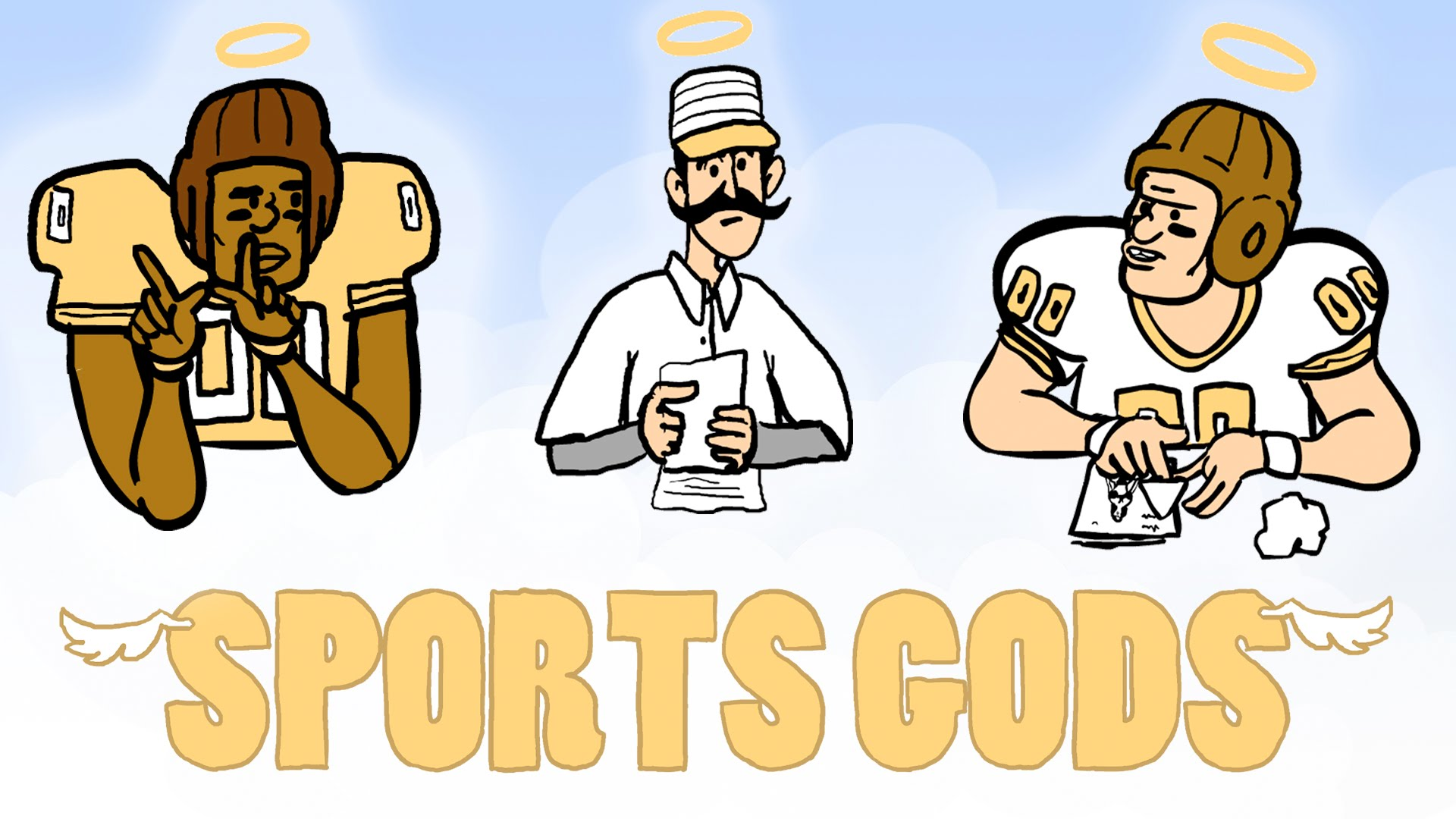 The Sports Gods