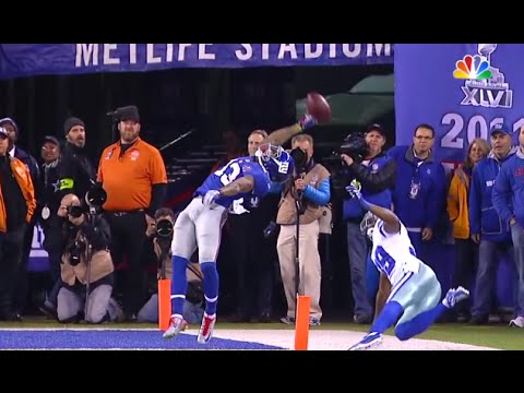 Greatest Catch in the History of Football ?