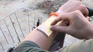 The Cicret Bracelet: Like a tablet on your skin