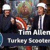 Turkey Scooter Race with Tim Allen