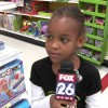 6-year-old TV Reporter