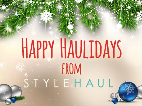 Deck the Hauls with StyleHaul!