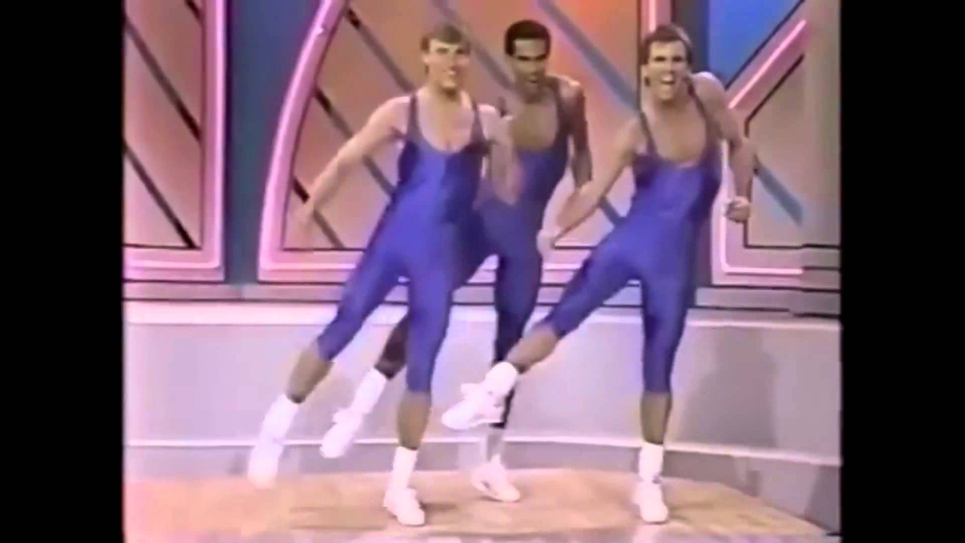 Shake it off 1989 aerobic workout the tango for Dance music 1989