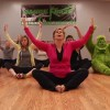 The Grinch Does Yoga