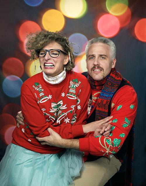 ugly-christmas-sweater-crying - The Tango