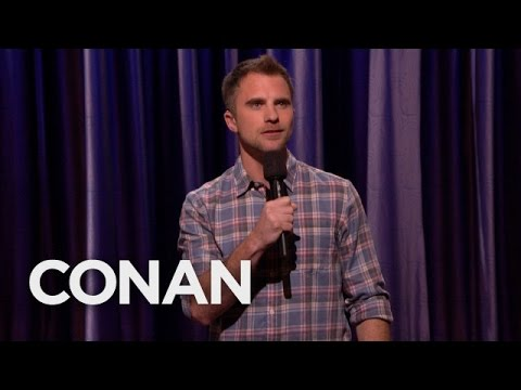 Canadian Comedian on Conan