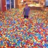 Crazy Plastic Ball PRANK!