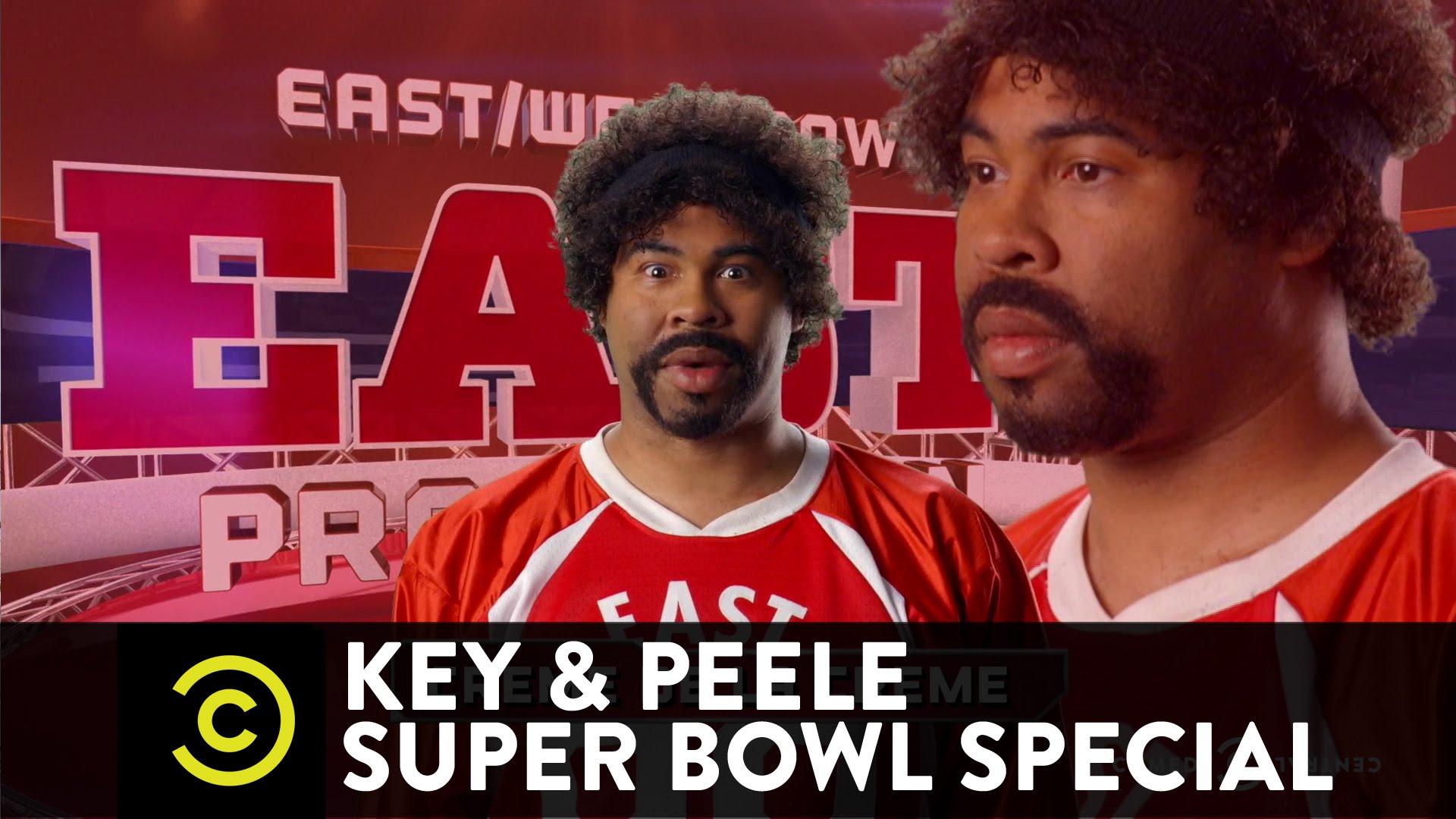 Key & Peele – East/West Bowl 3
