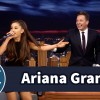 Ariana Grande's perfect Celine Dion Impression