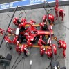 Ferrari F1 Pit Stop Perfection