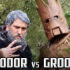 Hodor vs. Groot Rap Battle