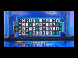 'Wheel of Fortune' Fail