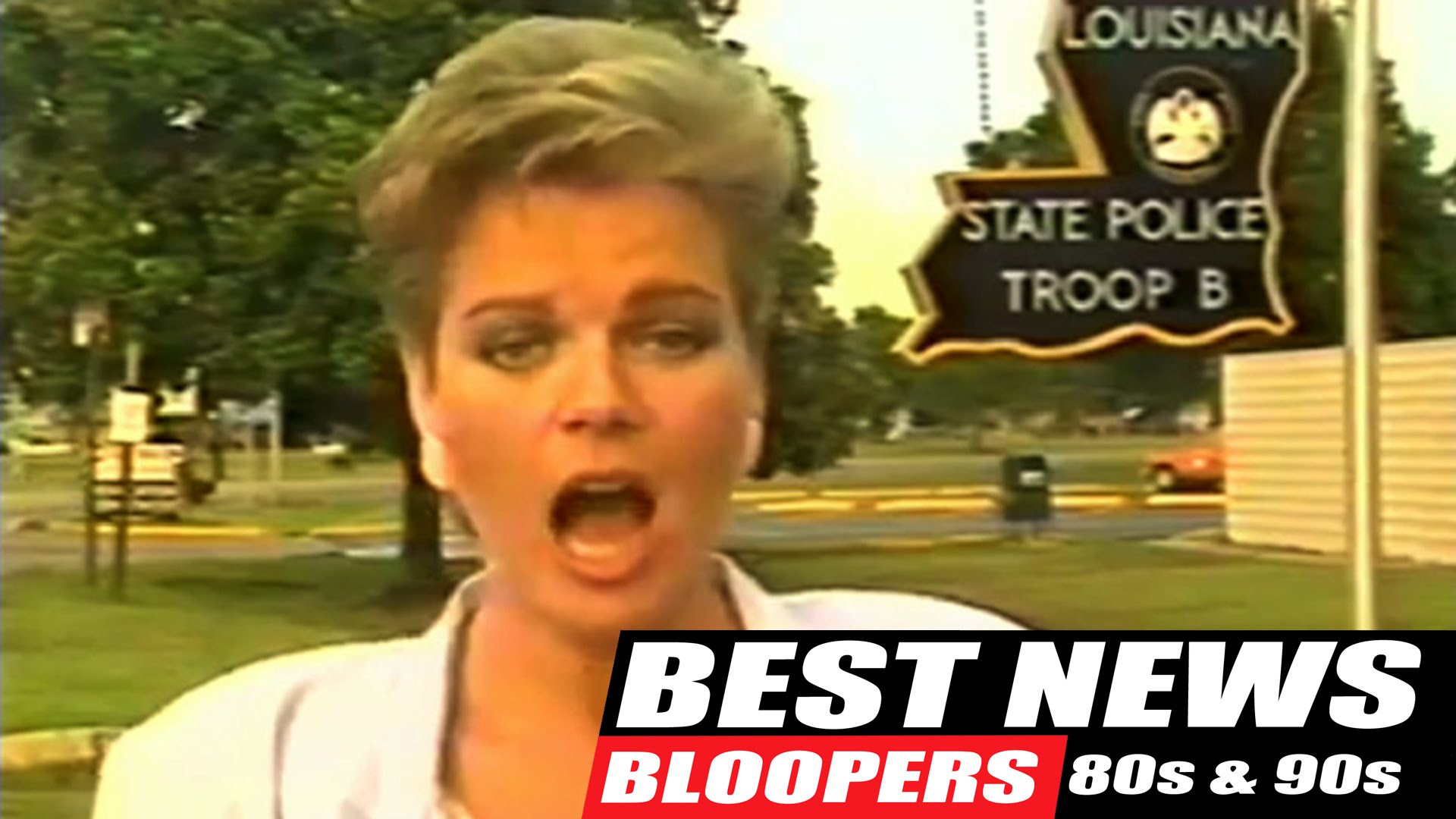 News Bloopers 80s and 90s