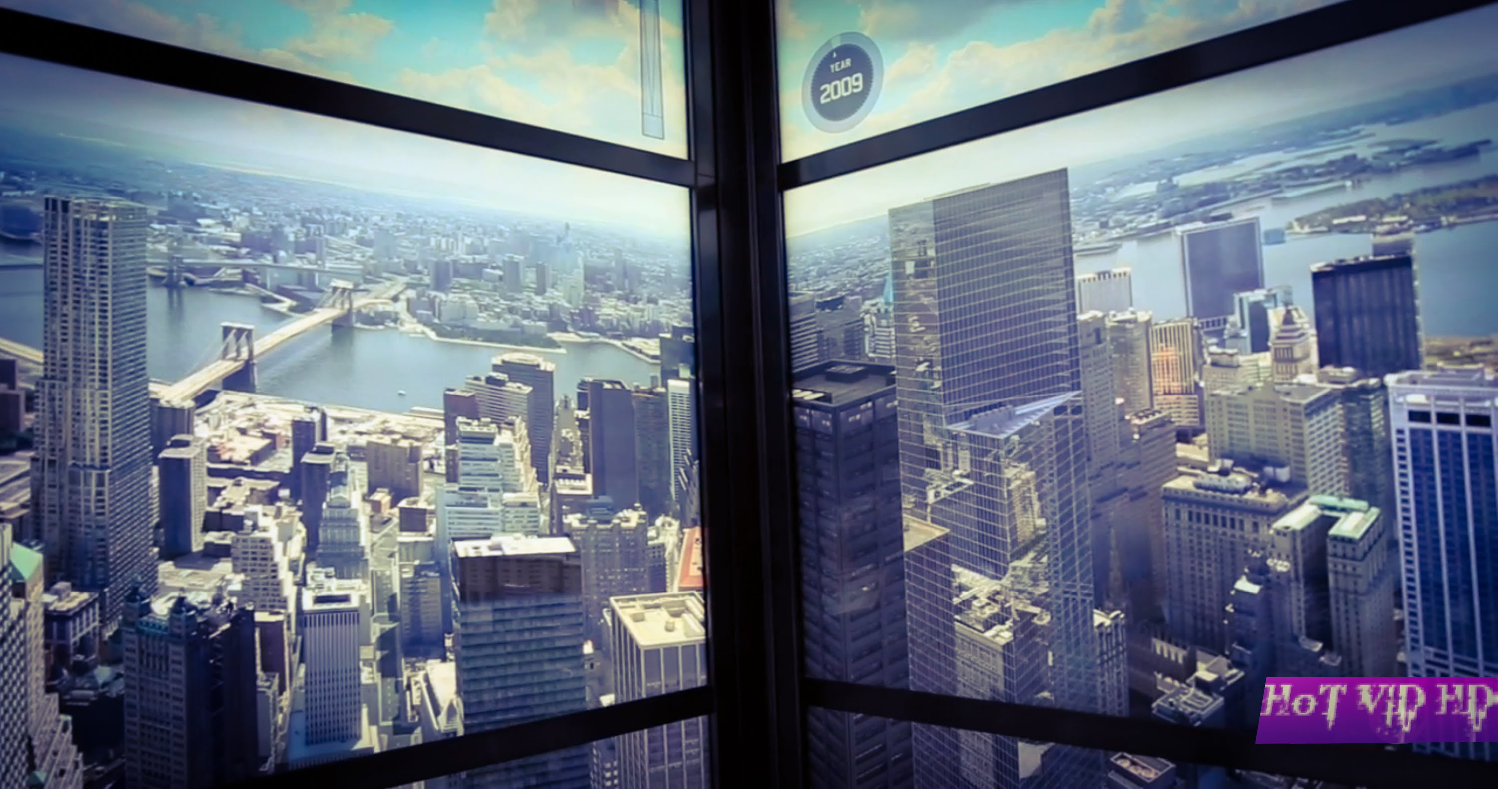 One World Trade Center Elevator Ride
