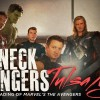 Bad Lip Reading of The Avengers
