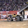 Insane Monster Truck Freestyle