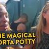 A Porta-Potty Concert
