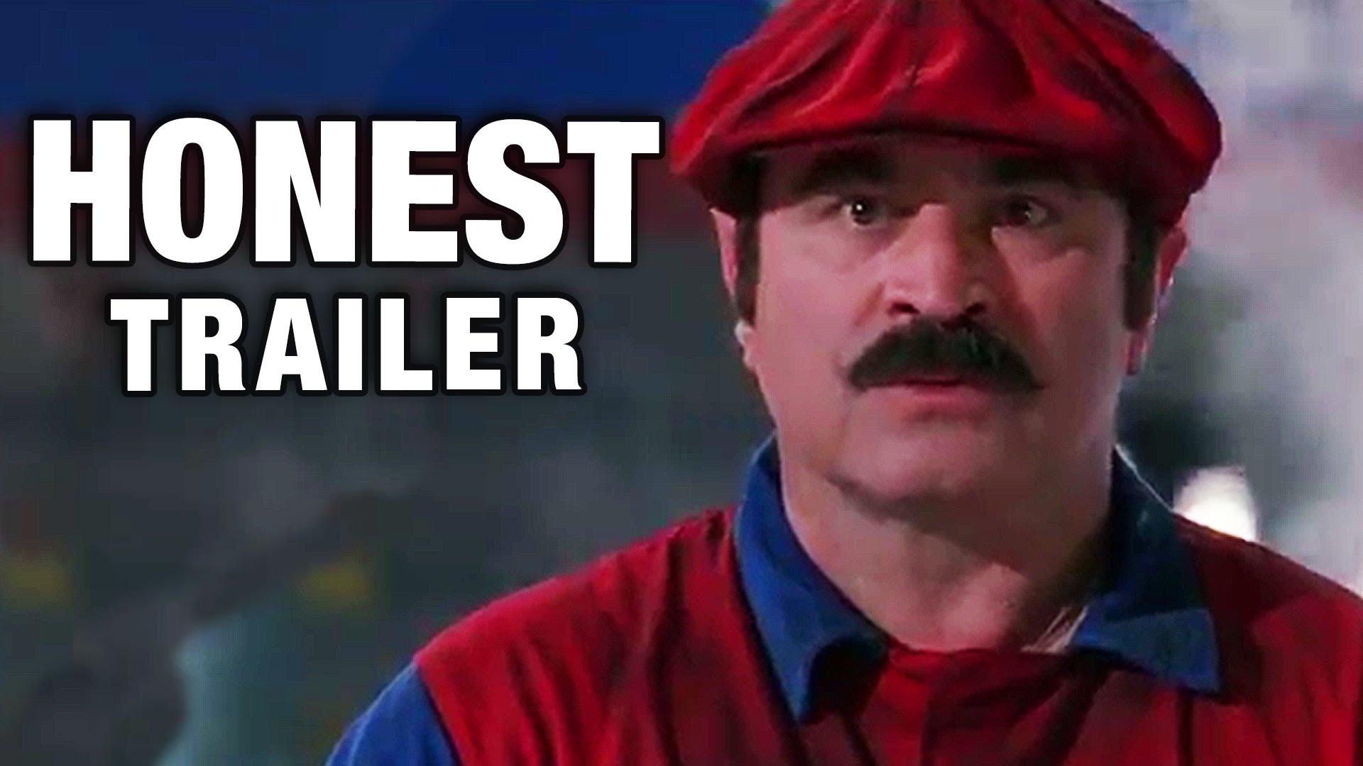 Honest Trailers – Super Mario Bros.