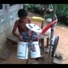 Homemade drums