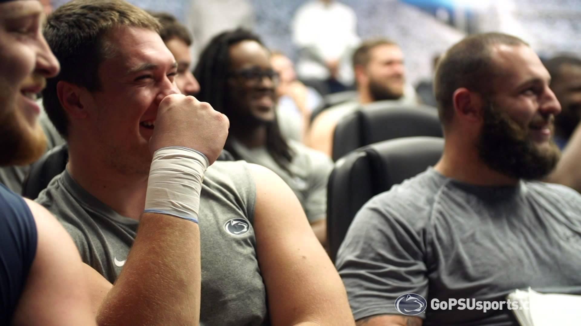 Keegan-Michael Key surprises team during homecoming week