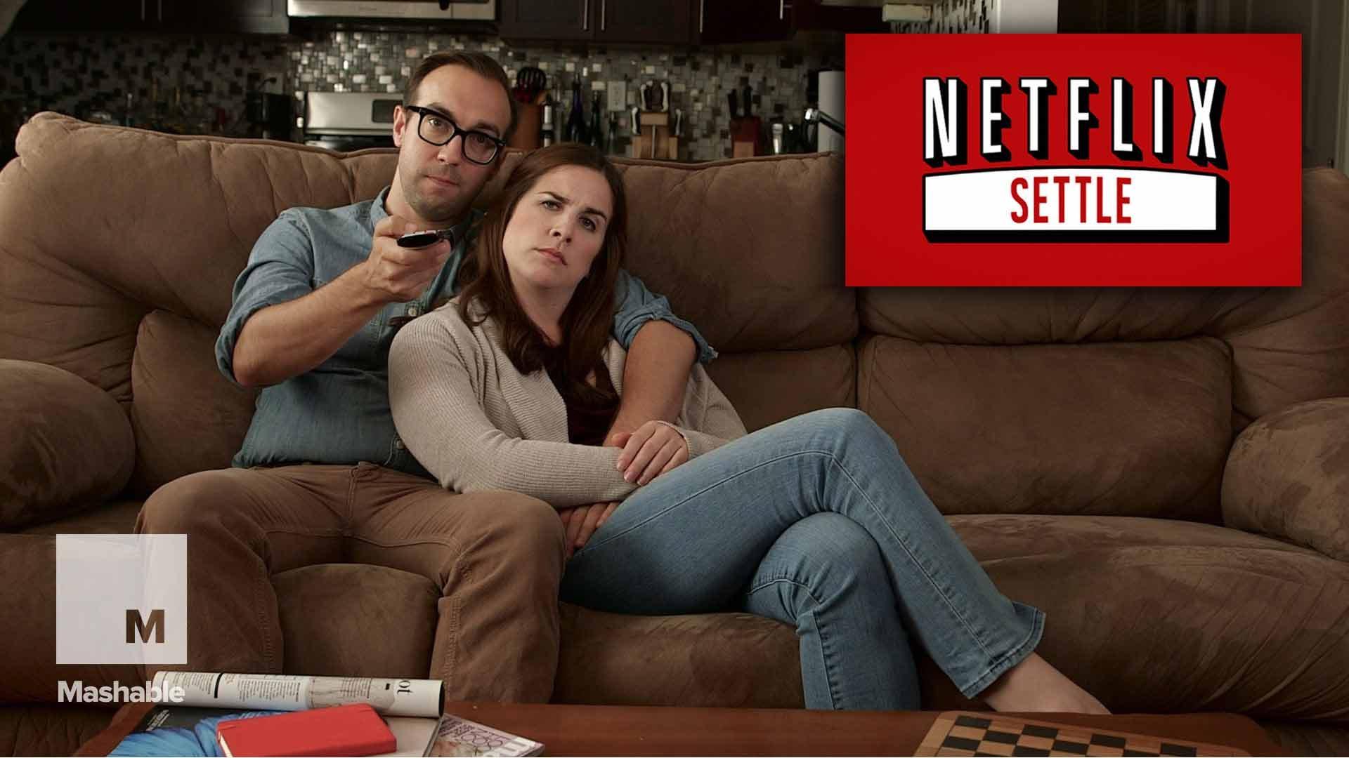 Netflix Settle