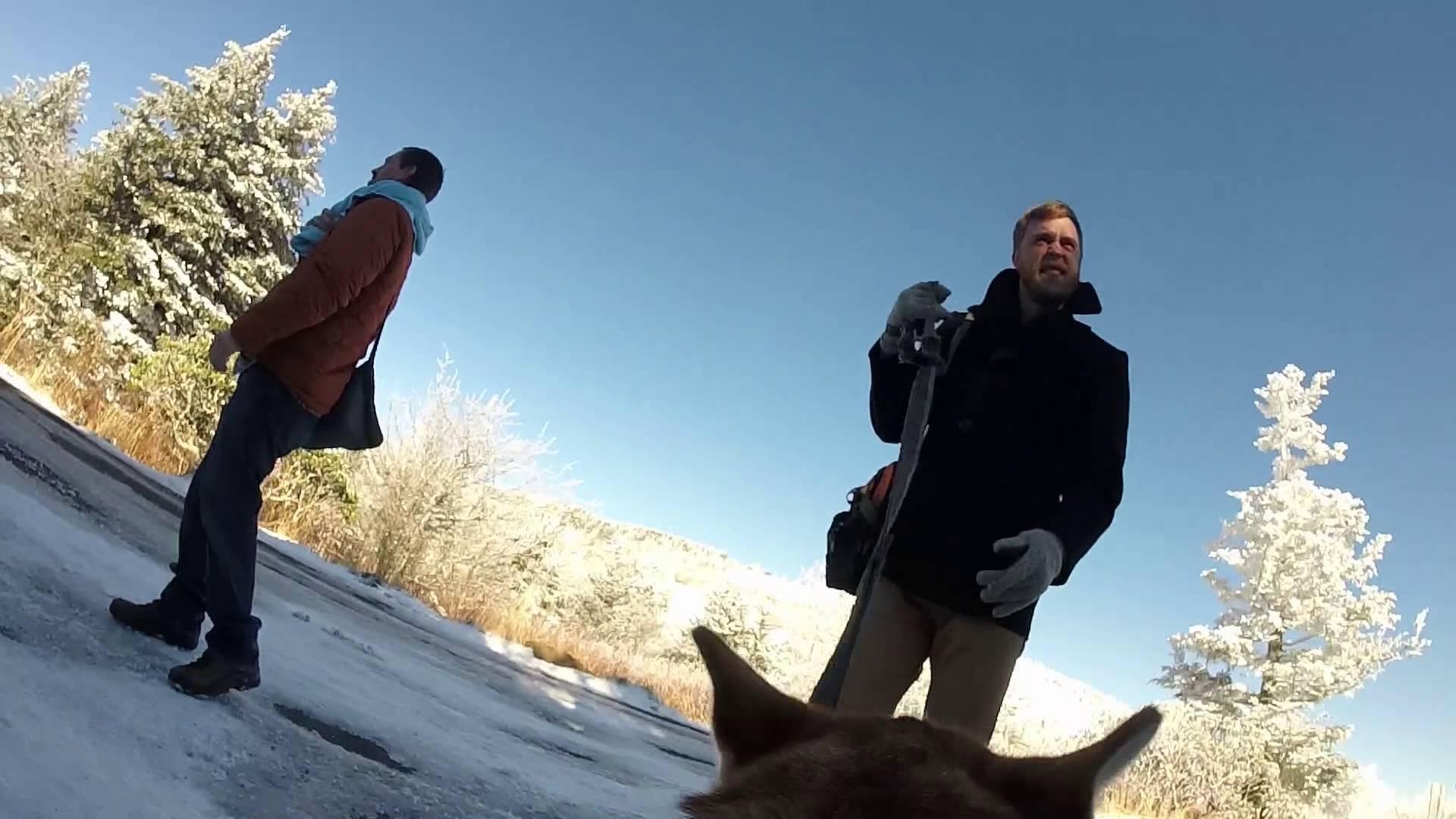 GoPro: Our Snowy Wedding