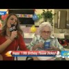 Interview with 110 Year Old Woman