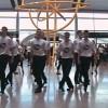 Flashmob Dublin Airport