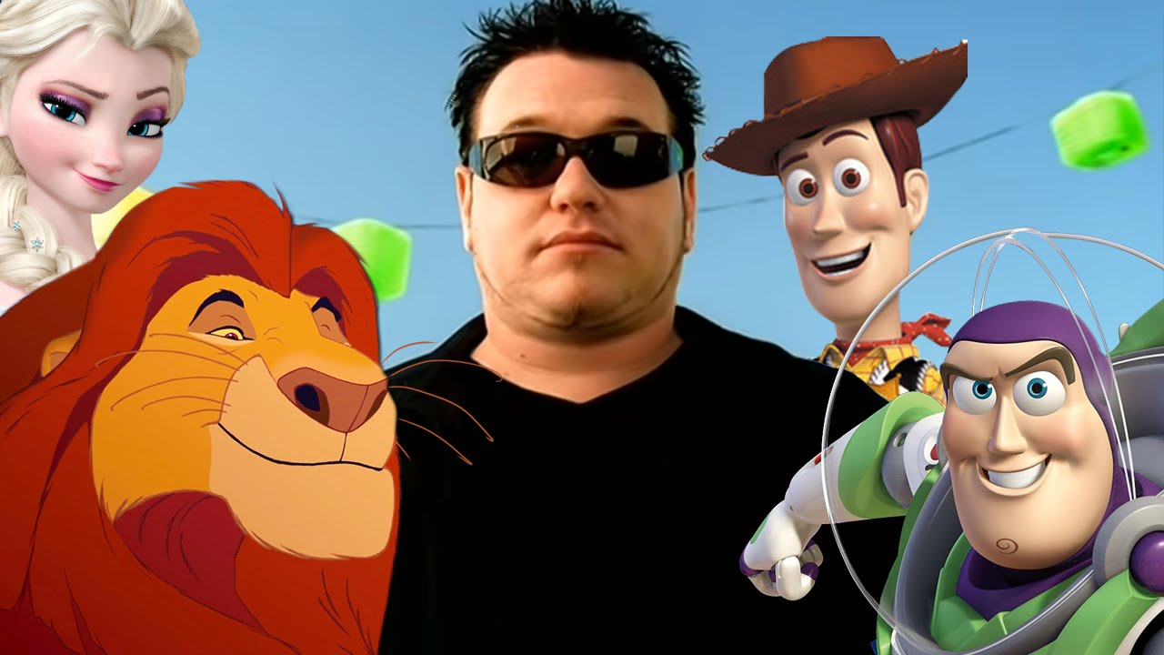 "Disney Characters Sing ""All Star"" by Smash Mouth"