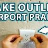 Fake Outlet Prank