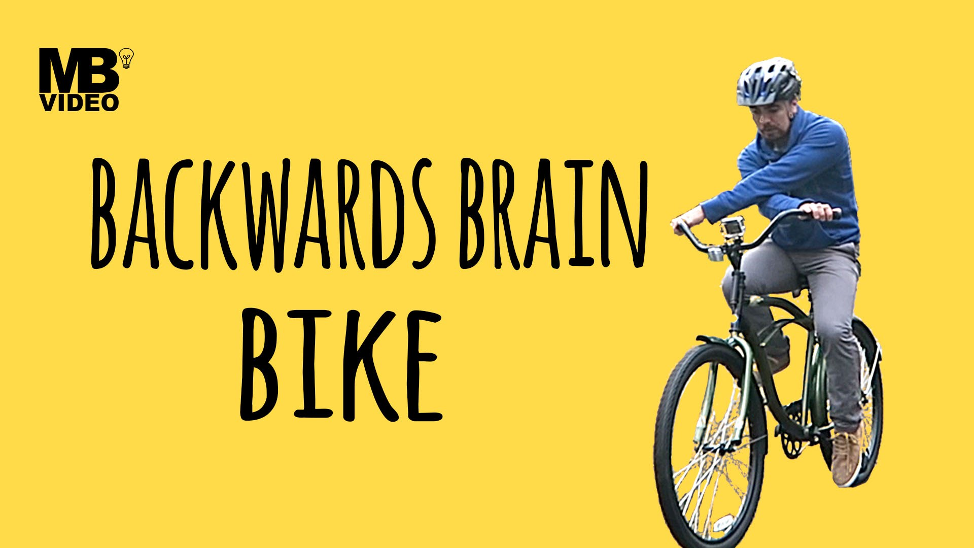 Backwards Brain Bike