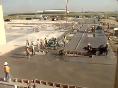 Construction workers vs construction machine